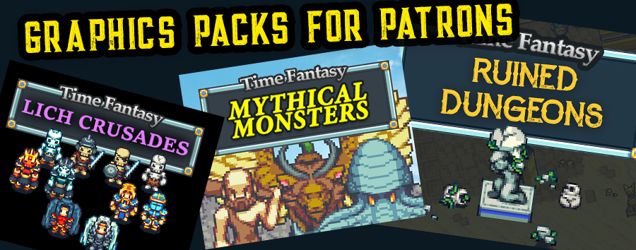 finalbossblues is creating Pixel Art Game Assets | Patreon