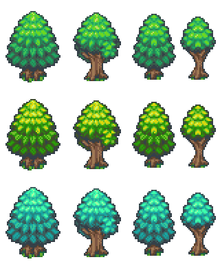 More Trees | Time Fantasy